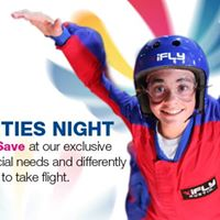 All Abilities Night at iFLY Loudoun