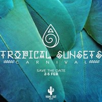 Tropical Sunsets Carnival Puebla