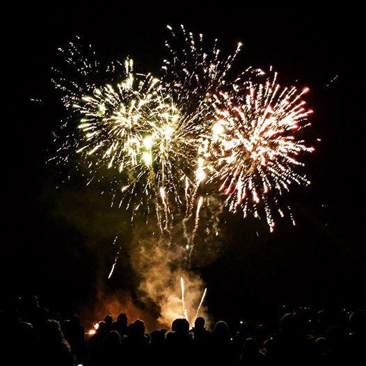 Bonfire & Fireworks Weekend