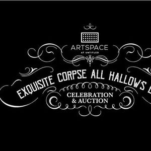 Exquisite Corpse All Hallows Eve Celebration and Auction