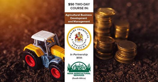 2-Day Course Agri Business Management