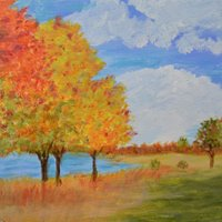 Adults- Intro to Acrylic Painting