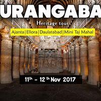 Trikon 611 Aurangabad Heritage Tour