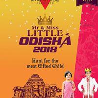 Mr And Miss Little Odisha 2018