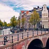 The Law Society and Pro Bono trip to Amsterdam