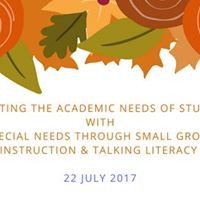 Seminar on Targeting the Academic Needs of Students