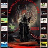 IV ANIVERSARIO Heraldos Negros MG.
