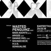 XXXL at Crown - Easter Thursday - 29.3.18