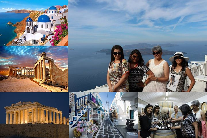 Trip to Greece(Oct) - Breathtaking Greece