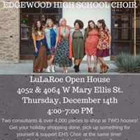 Edgewood Choir Fundraiser