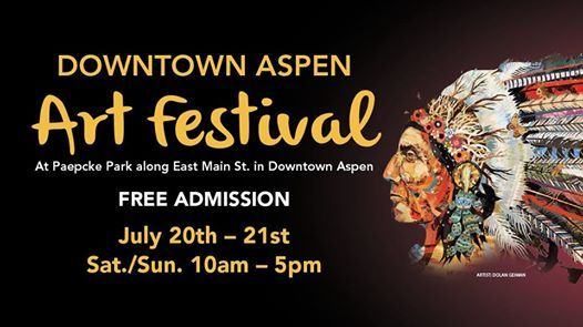 17th Annual Downtown Aspen Art Festival