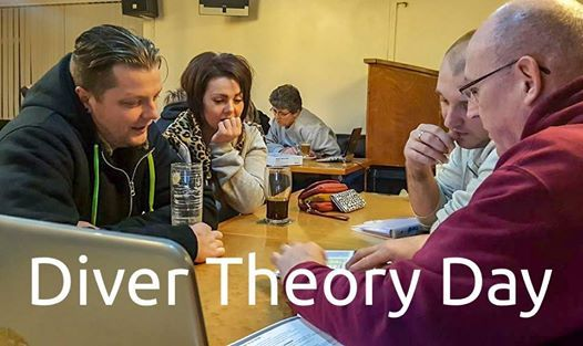 Diver Theory Day - SD & DL
