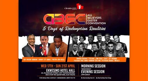 ABEC 2019 (All Believers Easter Convention)