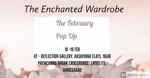 The February -Pop up