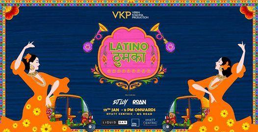 VKP Presents Latino Thumka at Hyatt Centric MG Road
