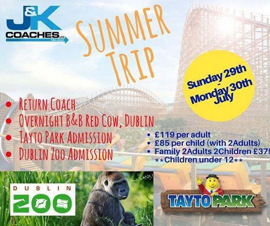 Tayto Park & Dublin Zoo