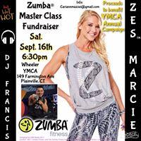 Zumba Master Class with ZES Marcie and DJ Francis