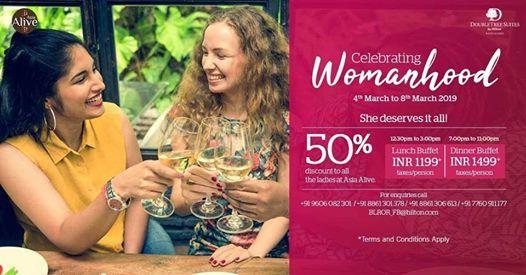 Celebrating Womanhood