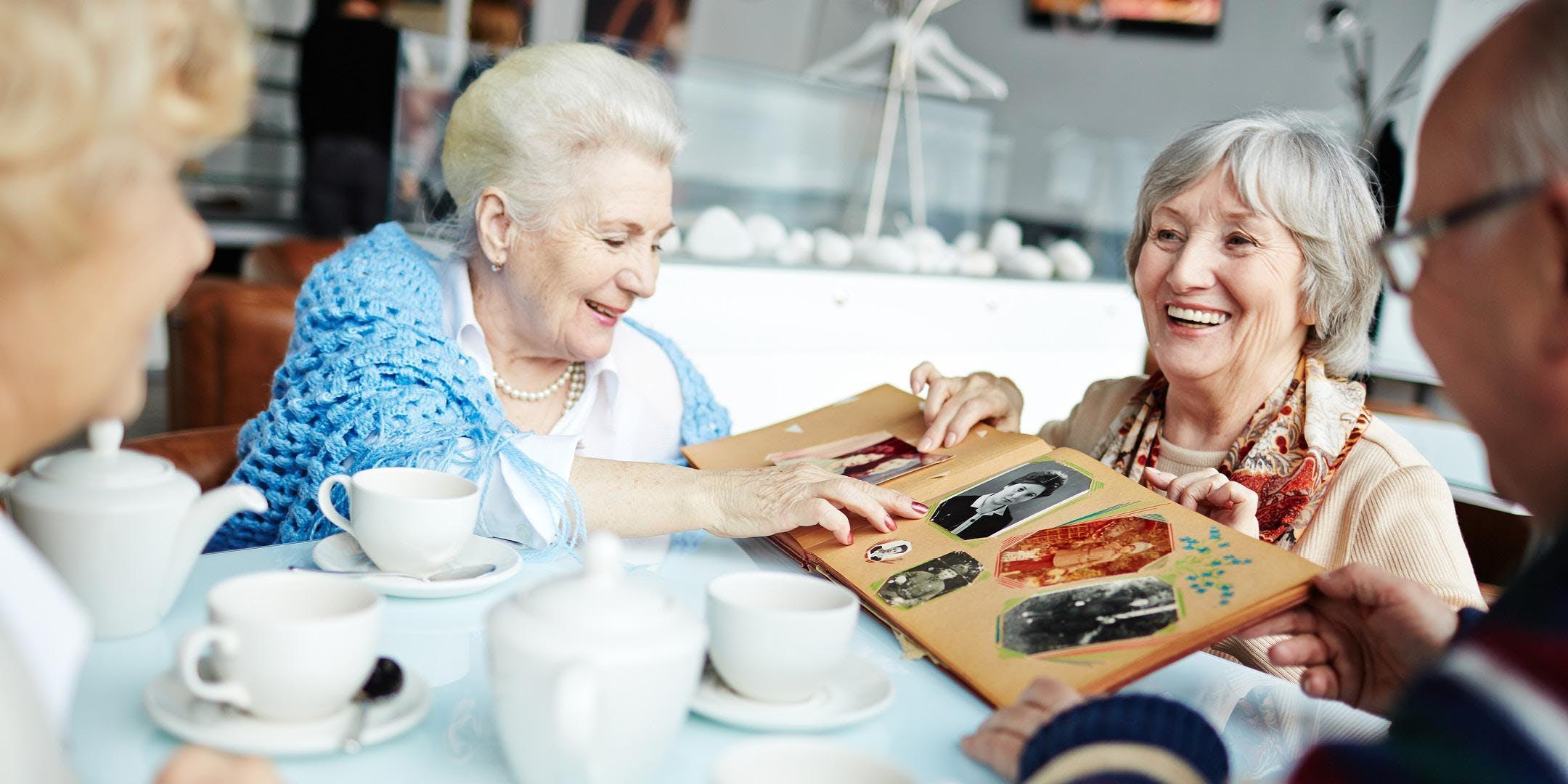 Wellbeing Talks in Community Langauges Healthy Brain Ageing (Mandarin)