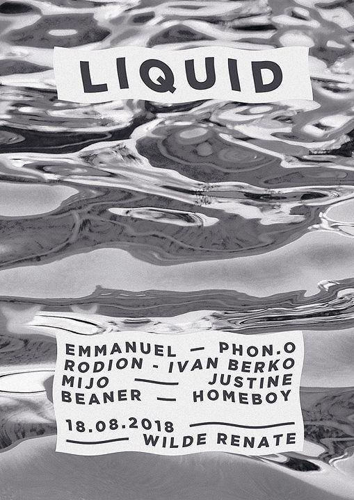 Liquid w. Emmanuel Phon.O Rodion & more