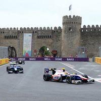 2018 Formula 1 Azerbaijan Grand Prix
