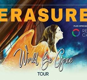 Erasure - World Be Gone Tour