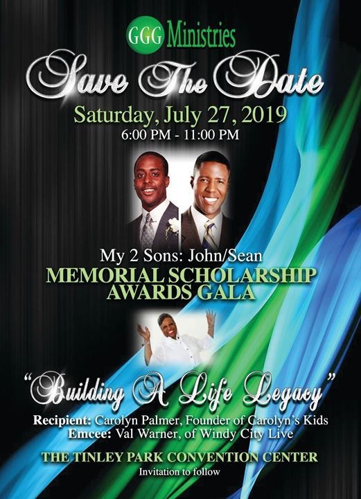 The My 2 Sons JohnSean Memorial Scholarship Gala