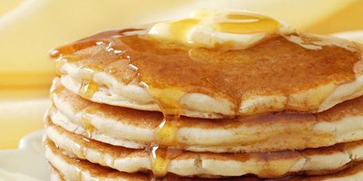 Pancake Fundraiser at Old Causeway