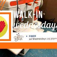 Walk-In Wednesdays Fiber