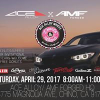 DonutsNWheels Car Invitational presented by ACE Alloy Wheel