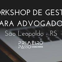 Workshop Gesto para Advogados
