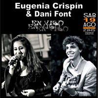 Eugenia Crispn &amp Dani Font en VIGO