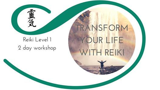 Learn Reiki Level 1