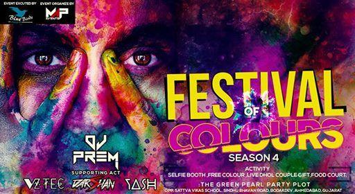 Festival Of Colours-Season 4