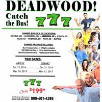 Deadwood Gaming Trip
