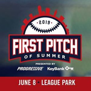 First Pitch of Summer