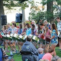 Music in the Park feat. Petoskey Steel Drum Band