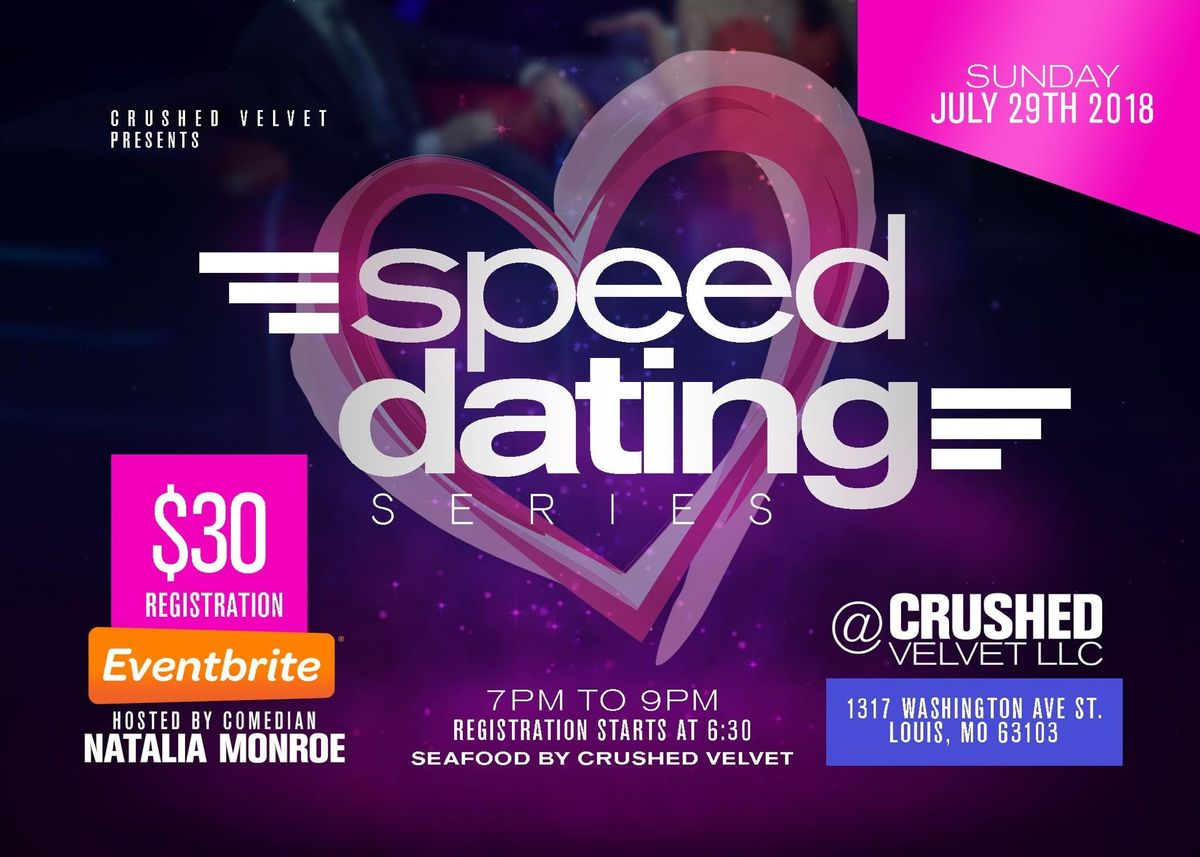 Speed Dating serie