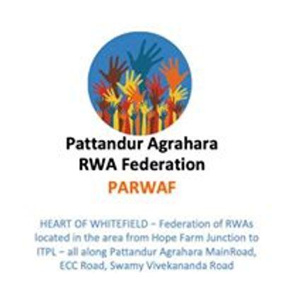 Parwaf Whitefield - Pattandur Agrahara RWA Federation