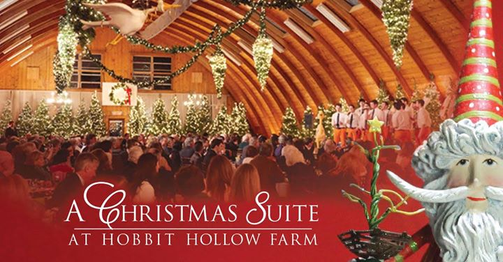 a christmas suite at hobbit hollow farm skaneateles - Skaneateles Christmas
