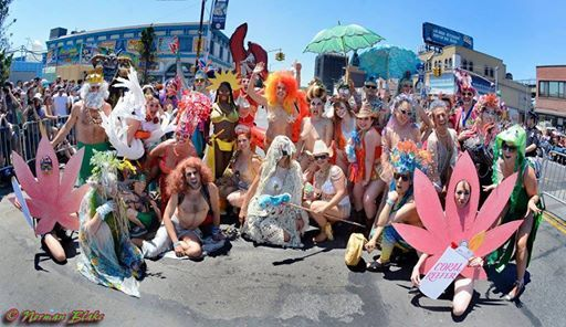 CIUSA and CIB Presents The 37th Annual Mermaid Parade