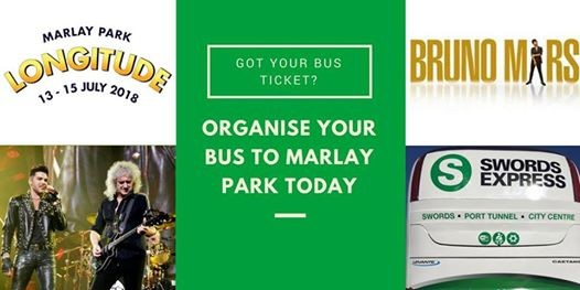 Swords Express to Marlay Park 2018