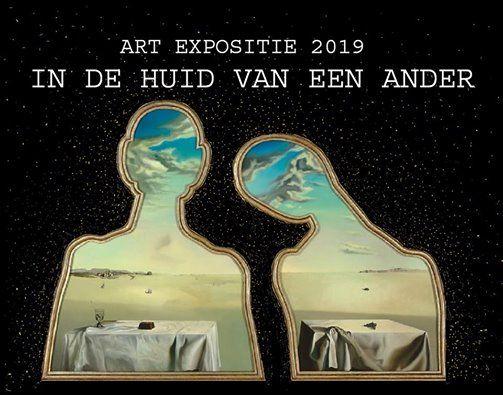 Art expositie 2019 In de huid van een ander