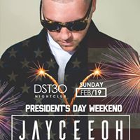 Presidents Day Weekend Party with Jayceeoh at District 30 (21)