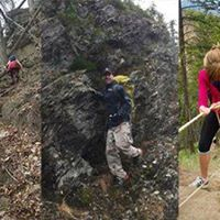 Ropes and Rocks - A True Hiking Experience - With Brad Pattison