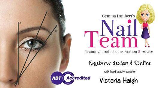 7607d0082d9 Eyebrow design & define Doncaster at The Nail Team, Doncaster