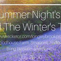 A Midsummer Nights Dream and The Winters Tale - Open Air