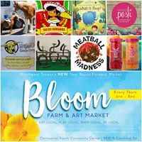 Bloom Monsoon Madness Market