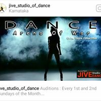 Online Dance Competition