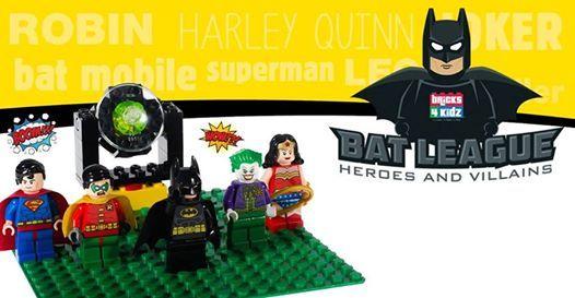 Super Heroes & Bat League